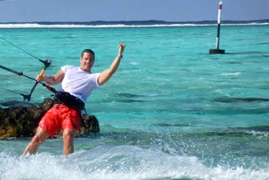 viaje de novios a Polinesia de Lautaro y Ana