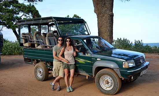 Yala - Testimonio de luna de miel en Sri Lanka de David y Mónica