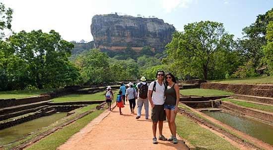 Sigiriya - Testimonio de luna de miel en Sri Lanka de David y Mónica