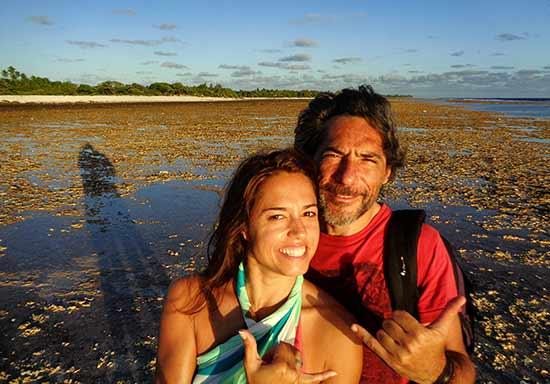 Viaje de novios a Polinesia de Txomin y Vanessa 01
