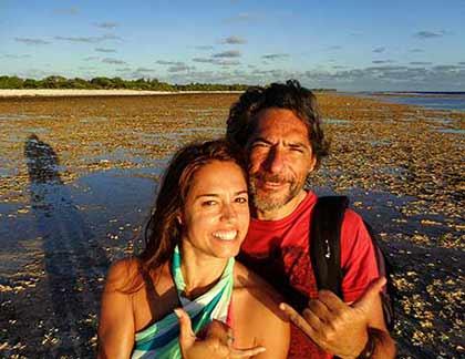 Viaje de novios a Polinesia de Txomin y Vanessa SL