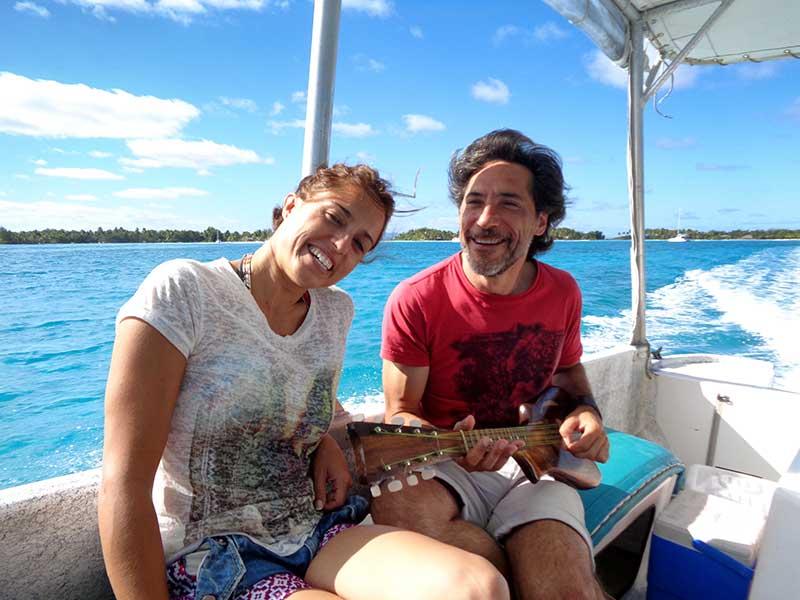Viaje de novios a Polinesia de Txomin y Vanessa 02