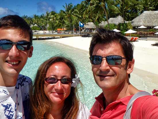 Testimonio de viaje a Polinesia de Javier