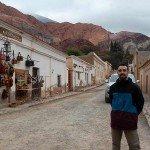 Purmamarca y Cerro de los Siete Colores