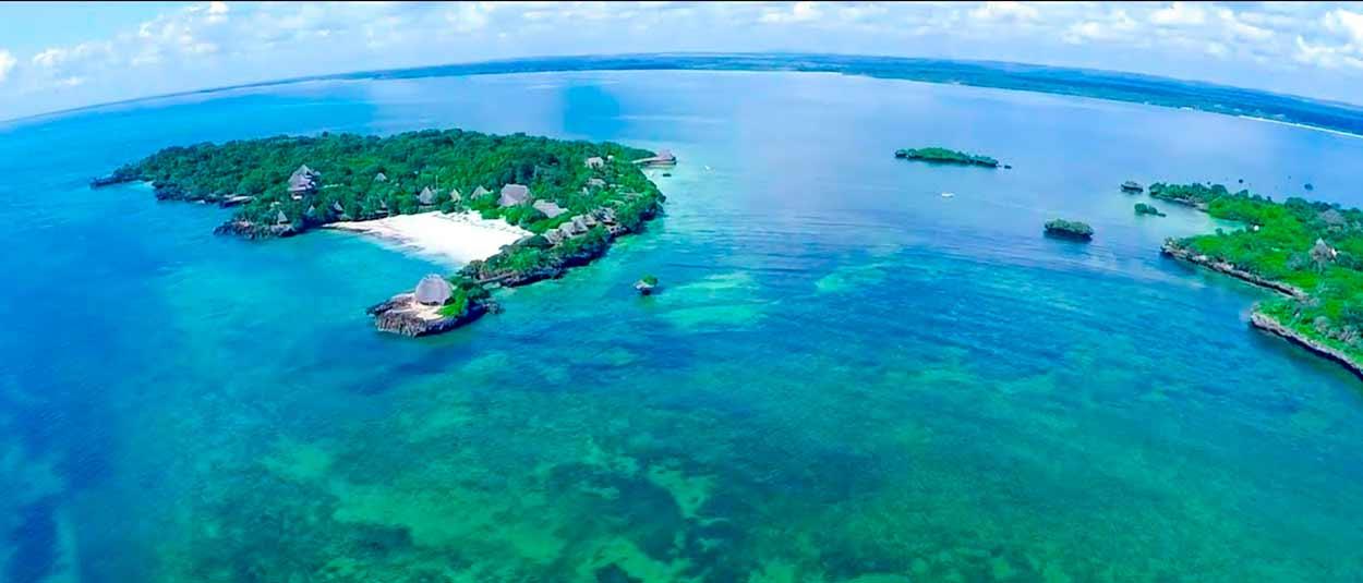 Chale Island - Qué ver en Kenia