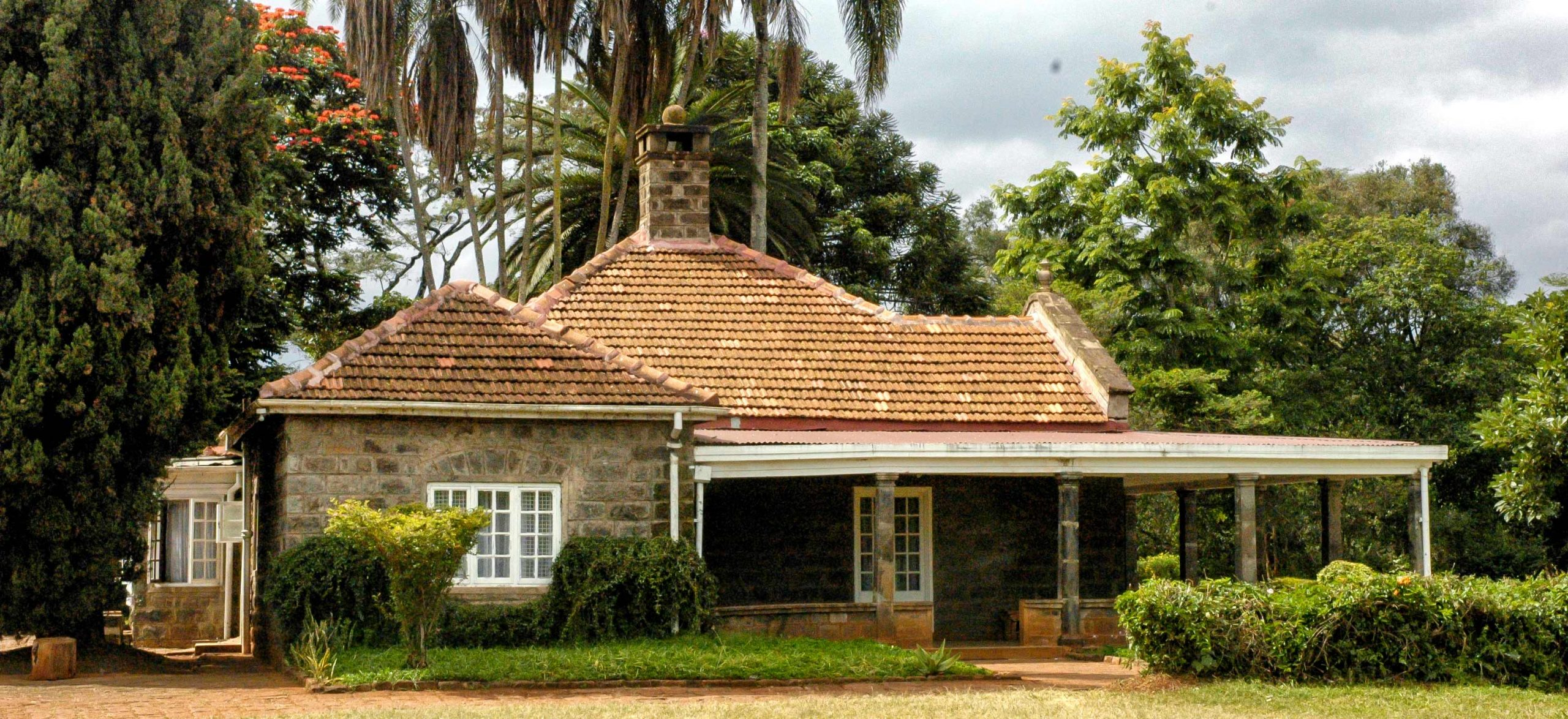 El Museo de Karen Blixen en Nairobi - Qué ver en Kenia