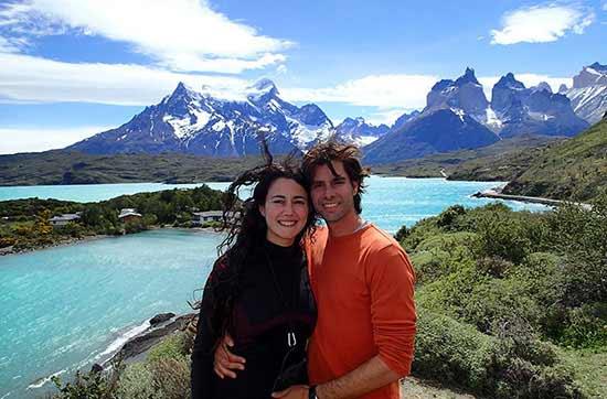 Viaje a Patagonia de Carolina y Alberto: P.N. Torres del Paine