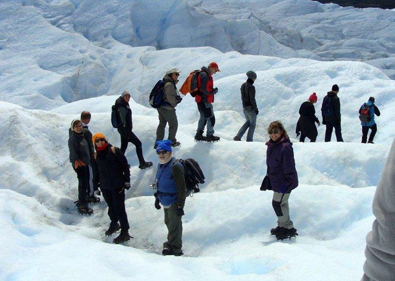 Perito Moreno con minitrekking