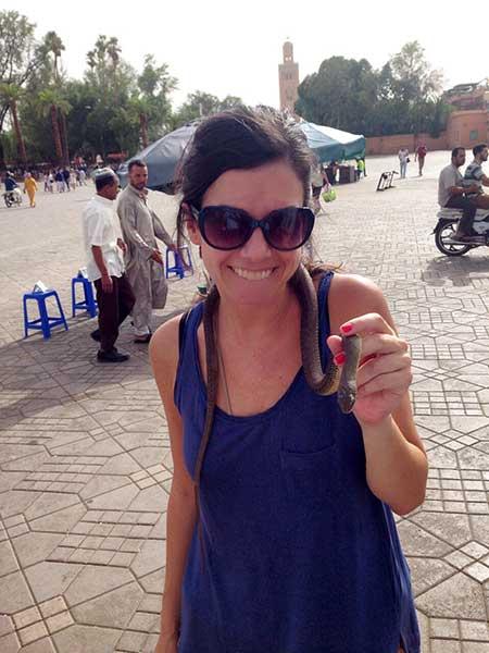En Marrakech, no limitarse a lo conocido