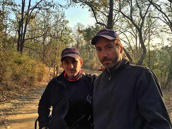 Opinión del Safari en India de Sele y Víctor