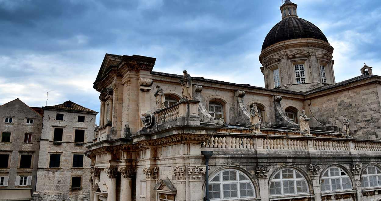 catedral Asunción, Dubrovnik