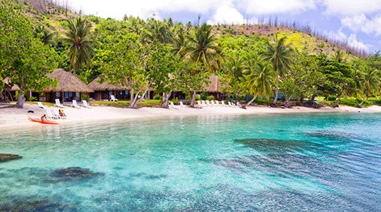 Opinión de Luna de Miel en Polinesia: Huahine, Relais Mahana