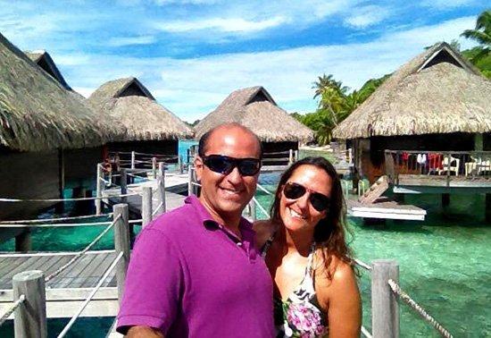 Opinión de Luna de Miel en Polinesia: María Paz y Marcelo (Le Maitai Polynesia, Bora Bora)