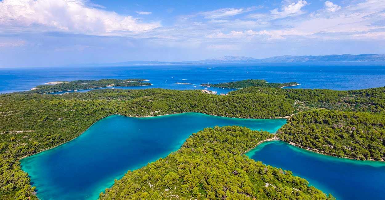 Parque Nacional de Mljet - Image by Ivan Bagić from Pixabay
