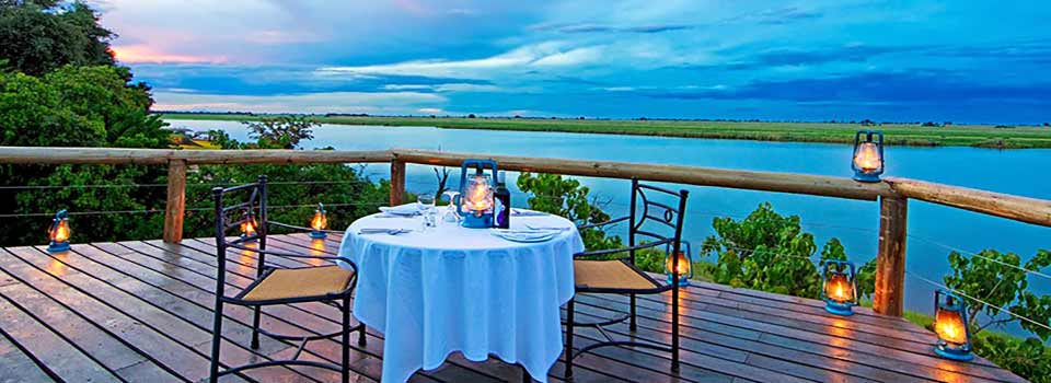 Chobe Game Lodge (Botswana)