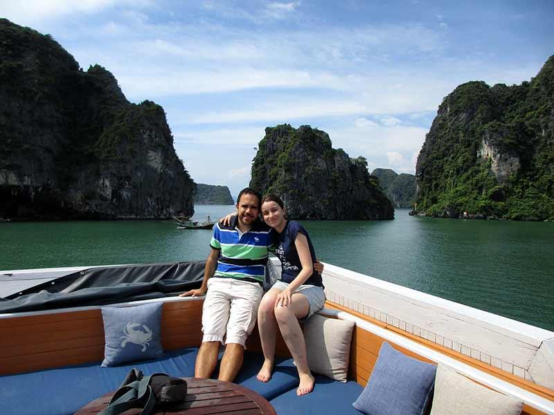 Opinión del Viaje a Vietnam de Celia y Gonzalo 03