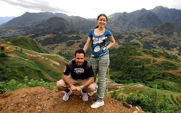 Opinión del Viaje a Vietnam: Celia y Gonzalo en Sapa