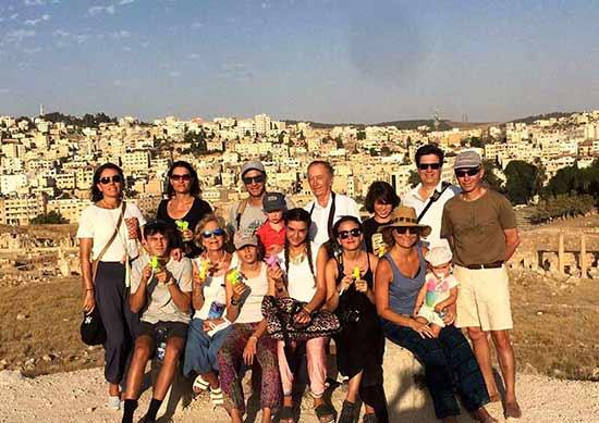 Opinión de un Viaje en privado y familiar a Jordania: nuestros viajeros