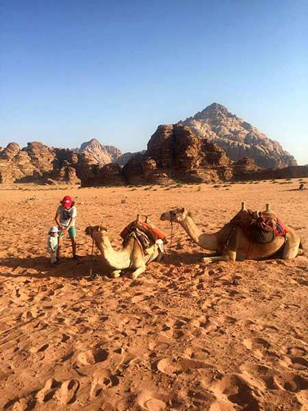 Viaje en privado y familiar a Jordania 1