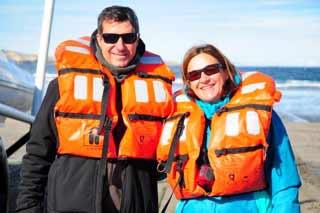 Opinión del Viaje a Argentina de María y Juan Francisco: listos para avistar las ballenas