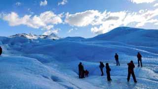 Opinión del Viaje a Argentina de María y Juan Francisco: mini-trekking sobre glaciar Perito Moreno