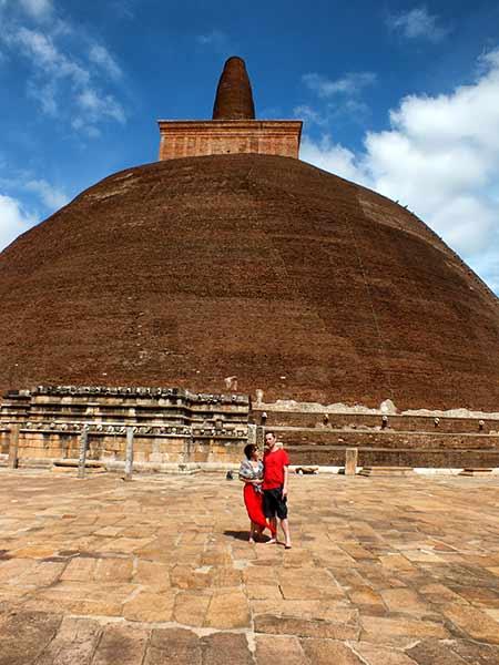 Viaje de Novios a Sri Lanka de Saioa y Rafa