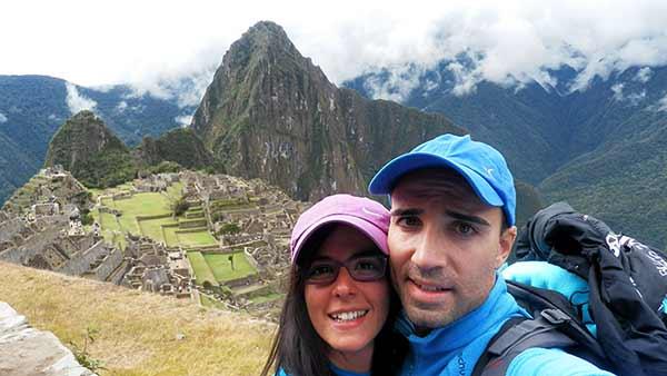 Opinión de Viaje a Perú de Lorena y Álvaro: en Machu Picchu