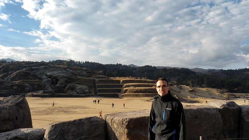 En Sacsayhuamán