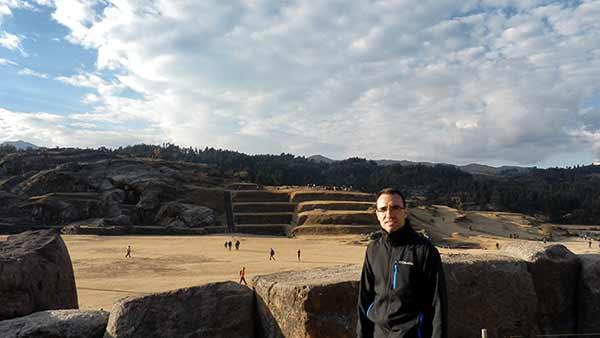 Opinión de Viaje a Perú de Lorena y Álvaro: en Sacsayhuamán