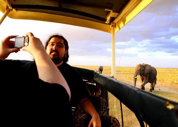 Opinión del Safari en Kenia de Loreto, Pamela y Felipe: en Amboseli