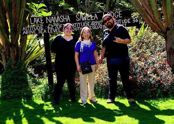 Opinión del Safari en Kenia de Loreto, Pamela y Felipe: en Lago Naivasha