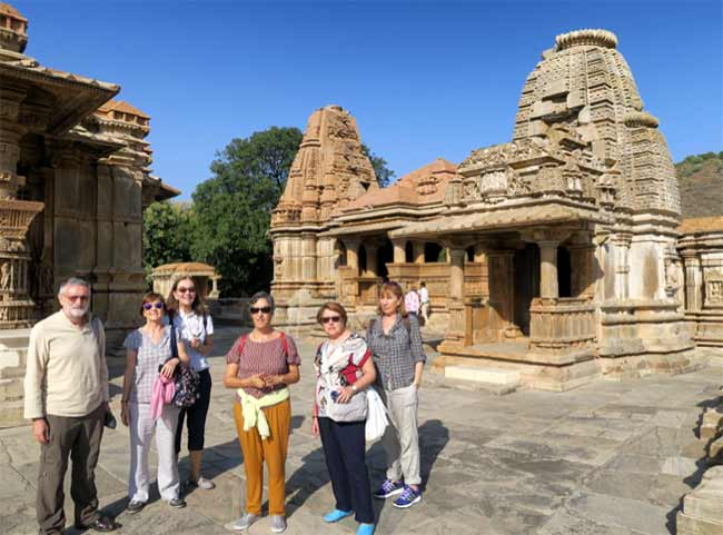 Viaje a India en privado de Ricardo, Teresa, Rosario, María José, Isaura e Isabel 6