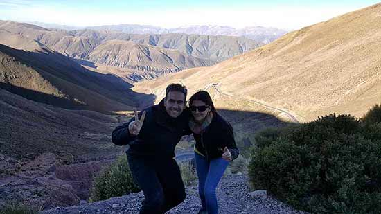Opinión del Viaje de novios a Argentina y Rio de Janeiro de Esther e Iván: Salta