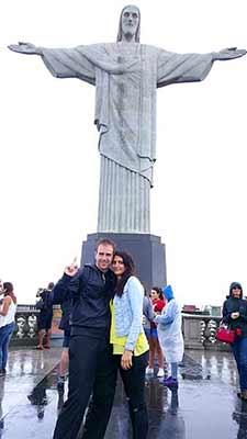 Opinión del Viaje de novios a Argentina y Rio de Janeiro de Esther e Iván: Río