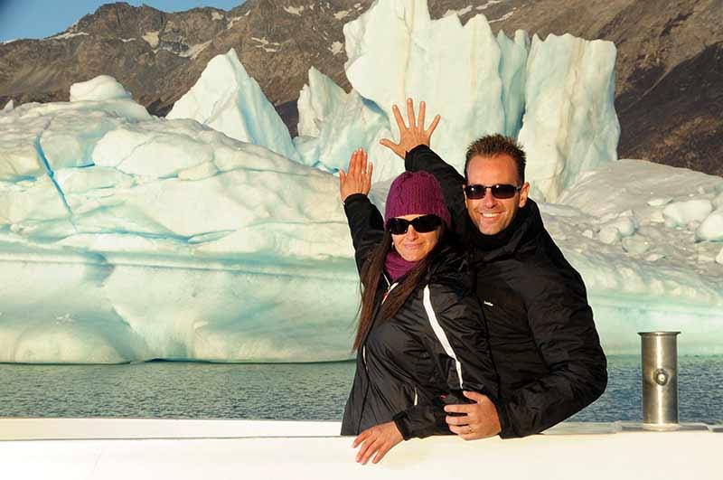 Navegación del Lago Argentino