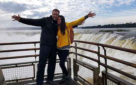 Opinión del Viaje de novios a Argentina y Rio de Janeiro de Esther e Iván: Iguazú