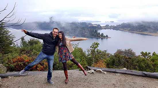 Opinión del Viaje de novios a Argentina y Rio de Janeiro de Esther e Iván: Bariloche
