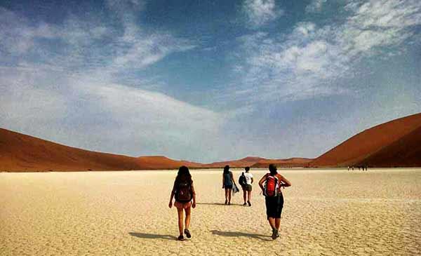 Opinión del Tour de Namibia de Blanca, Ainhoa, Inés, Magdalena y Selatse