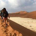 Tour de Namibia de Blanca, Ainhoa, Inés, Magdalena y Selatse 2