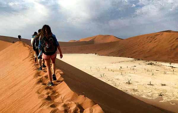 Opinión del Tour de Namibia de Blanca, Ainhoa, Inés, Magdalena y Selatse 2