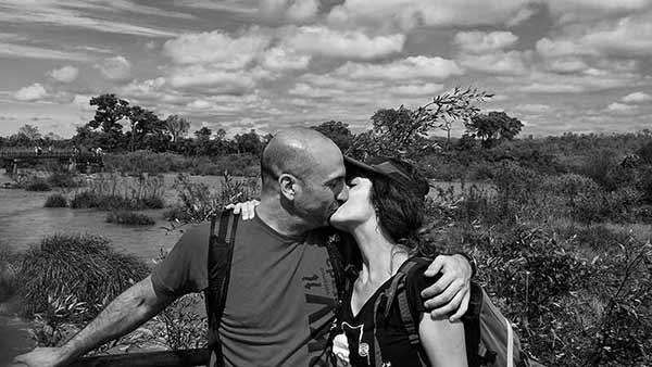 Opinión del Viaje de Novios a Argentina de Alfonso y Maria: en Iguazú