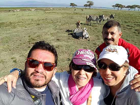 Opinión del Safari en Kenia de Elsa, César, Diana y Eduar: en Masai Mara