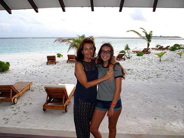 Opinión de Viaje a Sri Lanka y Maldivas de Javier y familia: en el resort de Maldivas