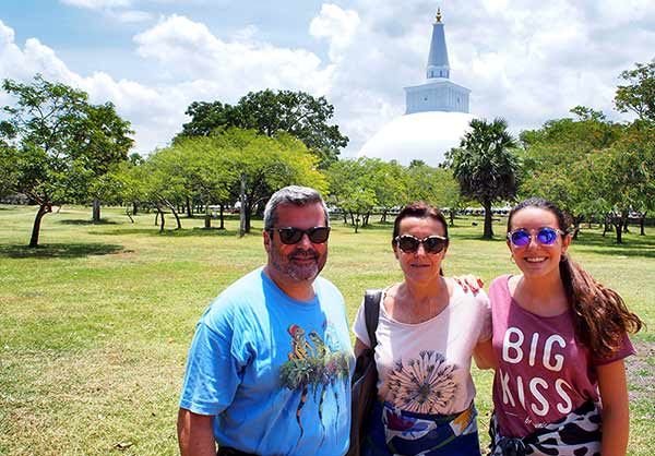 Opinión de Viaje a Sri Lanka y Maldivas de Javier y familia: Anuradhapura