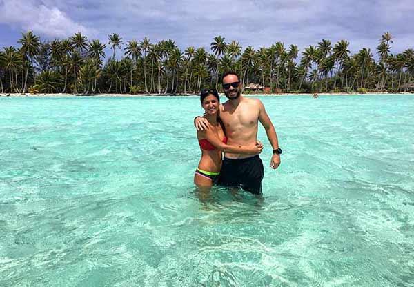 Opinión de Viaje de Novios a Polinesia de Silvia y Christian 2