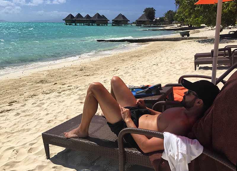 Opinión de Viaje de Novios a Polinesia de Silvia y Christian 05