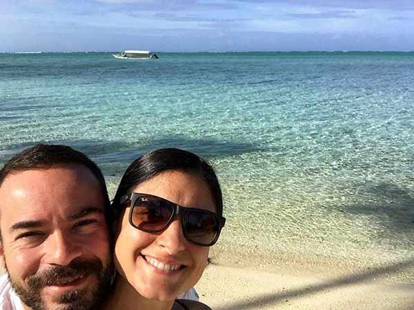 Opinión de Viaje de Novios a Polinesia de Silvia y Christian 3