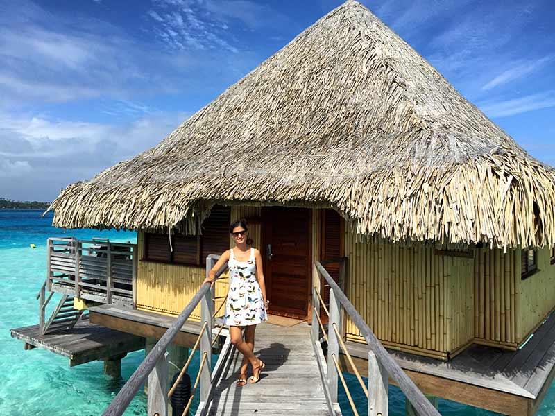Opinión de Viaje de Novios a Polinesia de Silvia y Christian 04