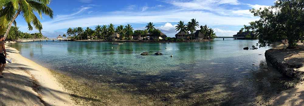 Viaje de Novios a Polinesia de Silvia y Christian