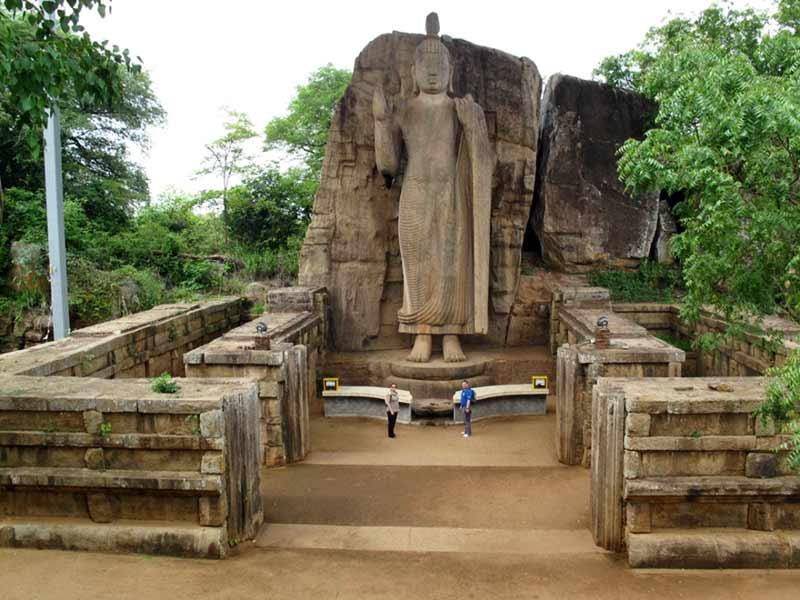 Buda de Aukana